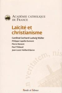 Académie Catholique de France - Laïcité et christianisme.