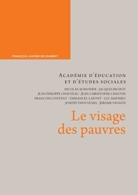 Académie d'éducation (AES) - Le visage des pauvres.