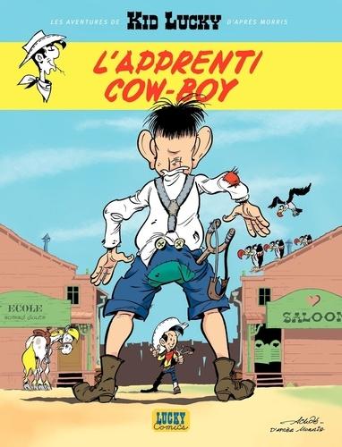 Les aventures de Kid Lucky Tome 1 - L'apprenti cow-boy - 9782205154856 - 5,99 €