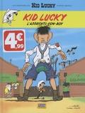 Achdé - Les aventures de Kid Lucky Tome 1 : L'apprenti cow-boy.