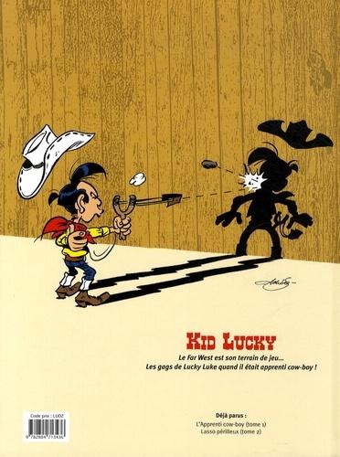 Les aventures de Kid Lucky Tome 2 Lasso périlleux