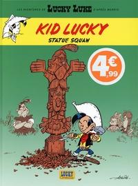 Achdé - Les aventures de Kid Lucky Tome 3 : Statue Squaw.