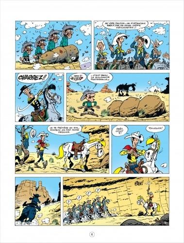 Les Aventures de Lucky Luke d'après Morris Tome 5 Cavalier seul