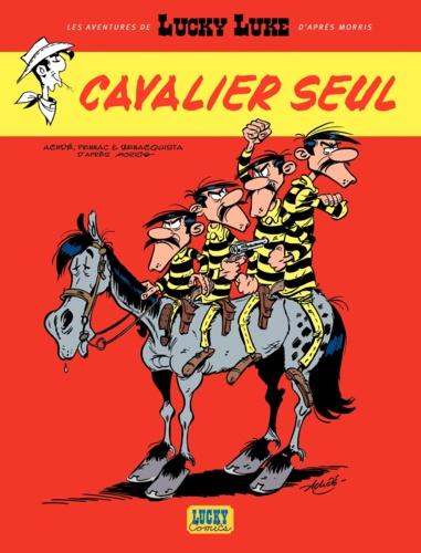 Les Aventures de Lucky Luke d'après Morris Tome 5 - Cavalier seul Achdé, Daniel Pennac, Tonino Benacquista - Format PDF - 9782884719018 - 5,99 €