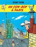 Achdé et  Jul - Les Aventures de Lucky Luke d'après Morris Tome 8 : Un cow-boy à Paris.
