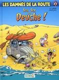 Achdé et  Rodrigue - Les damnés de la route Tome 5 : Sea, Sex and Deuche !.