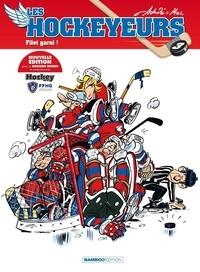 Achdé et  Mel - Les hockeyeurs Tome 3 : Filet garni !.
