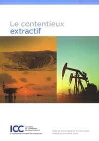 Achille Ngwanza et Gilles Lhuilier - Le contentieux extractif.