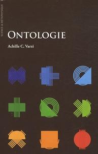 Achille Varzi - Ontologie.