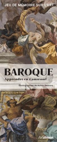 Achim Bednorz - Baroque, apprendre en s'amusant - Jeu de mémoire sur l'art.