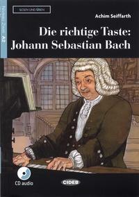 Accentsonline.fr Die richtige Taste: Johann Sebastian Bach Image
