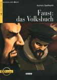 Achim Seiffarth - Faust: das Volksbuch. 1 CD audio