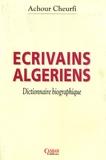 Achour Cheurfi - Ecrivains algériens.