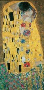 Ackermann Kuntsverlag - Calendrier Gustav Klimt 2011 - Grand format 66x33.
