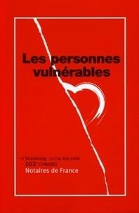 Lemememonde.fr Les personnes vulnérables - 102e Congrès Notaires de France Strasbourg - 21/24 mai 2006 Image