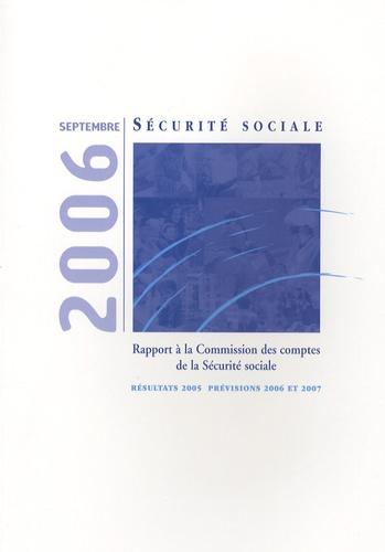 Acoss - Les comptes de la sécurité sociale.