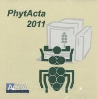 ACTA - PhytActa 2011 - CD-ROM.