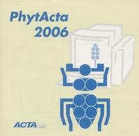 ACTA - PhytoActa 2006. 1 Cédérom