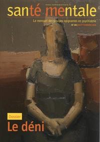Isabelle Lolivier - Santé mentale N° 240, septembre 20 : Le déni.