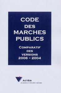Code des Marchés publics - Comparatif des versions 2006-2004.pdf