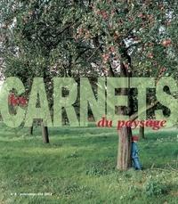 Actes Sud - Les carnets du paysage N° 8 printemps/été 2002.