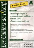 """Bruno Piastrelli - Les Cahiers de l'Actif N° 434/435 - 436/437 : Troubles psychiques et """"comportement problèmes"""" dans les ESMS : observer, comprendre, agir."""