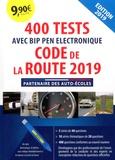 Activ Permis - 400 tests pour réussir son code de la route - Avec bip-pen électronique.