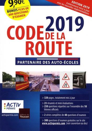 Code de la route  Edition 2019