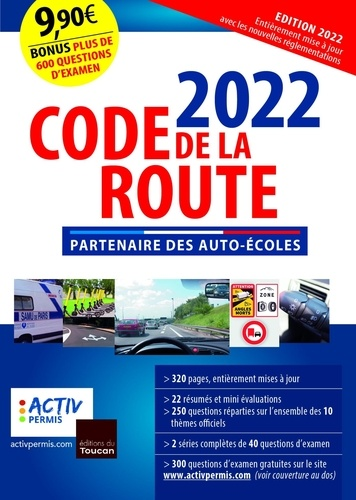 Code de la route  Edition 2022