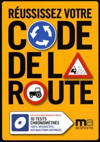 Activ Permis - Réussissez votre code de la route. 1 DVD