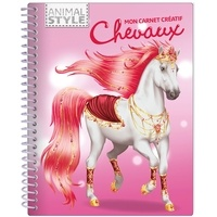 Ad'Lyn et Christine Alcouffe - Mon carnet créatif Royal Ruby.
