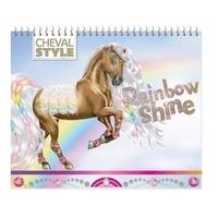 Ad'Lyn et Christine Alcouffe - Rainbow Shine.