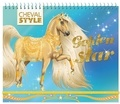 Ad'lynh et Christine Alcouffe - Cheval style - Golden star.