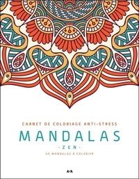 Ucareoutplacement.be Mandalas Zen - Carnet de coloriage anti-stress Image