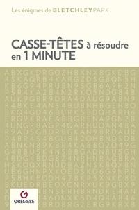 Ada Morello - Casse-têtes à résoudre en 1 minute.