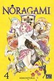 Adachitoka - Noragami Tome 4 : .