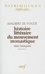 Adalbert de Vogüé - .