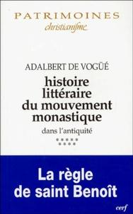 Histoire littéraire du mouvement monastique dans lAntiquité - Première partie, Le monachisme latin. Tome 9, De Césaire dArles à Grégoire de Tours (525-590).pdf