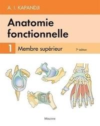 Anatomie fonctionnelle - Tome 1, Membre supérieur.pdf