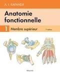 Adalbert-I Kapandji - Anatomie fonctionnelle - Tome 1.