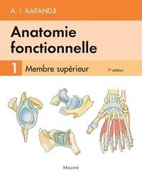 Le premier livre audio en 90 jours Anatomie fonctionnelle  - Tome 1 PDB MOBI