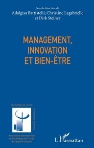 Adalgisa Battistelli et Christine Lagabrielle - Management, innovation et bien-être.