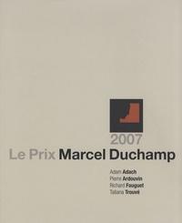 Adam Adach et Pierre Ardouvin - Le Prix Marcel Duchamp 2007.