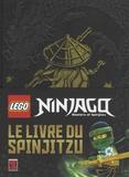 Adam Beechen - Lego Ninjago Masters of Spinjitzu  : Le livre du spinjitzu.