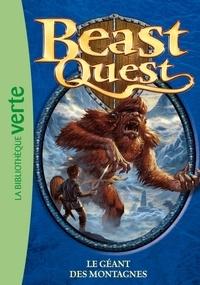 Adam Blade - Beast Quest 03 - Le géant des montagnes.