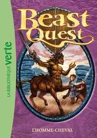 Adam Blade - Beast Quest 04 - L'homme-cheval.