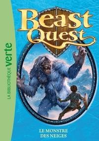 Adam Blade - Beast Quest 05 - Le monstre des neiges.