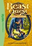 Adam Blade - Beast Quest 28 - La panthère fantôme.