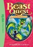Adam Blade - Beast Quest 34 - Le maître de la jungle.