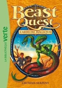 Adam Blade - Beast Quest - L'armure magique Tome 12 : L'homme-serpent.